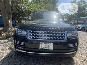 Land Rover Range Rover Sport 2015 Black | Cars for sale in Abuja (FCT) State, Gwarinpa