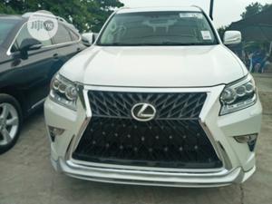 Lexus GX 2015 460 Base White | Cars for sale in Lagos State, Amuwo-Odofin