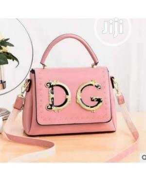 D G Top Quality Designer Ladies Leather Hand Bag | Bags for sale in Lagos State, Kosofe
