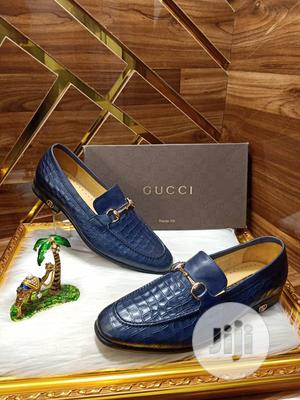 Gucci Leather Shoe for Men's | Shoes for sale in Lagos State, Lagos Island (Eko)
