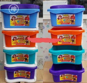 Baby Plastic Storage   Children's Furniture for sale in Lagos State, Lagos Island (Eko)