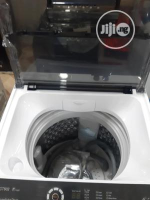 Hisense Top Loader 8kg Automatic Washing Machine | Home Appliances for sale in Abuja (FCT) State, Wuse