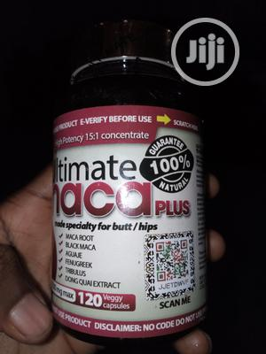 New Ultimate Maca Pills 120capsules | Sexual Wellness for sale in Lagos State, Ifako-Ijaiye