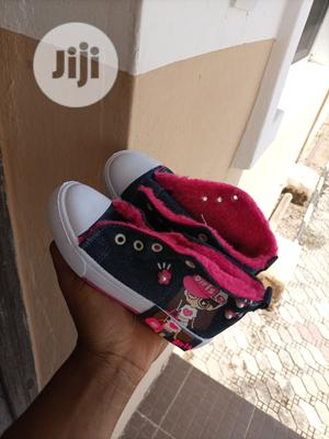 Baby Girl Jean Sneakers | Children's Shoes for sale in Abuja (FCT) State, Maitama