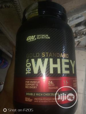 Whey Protein   Vitamins & Supplements for sale in Lagos State, Ikeja