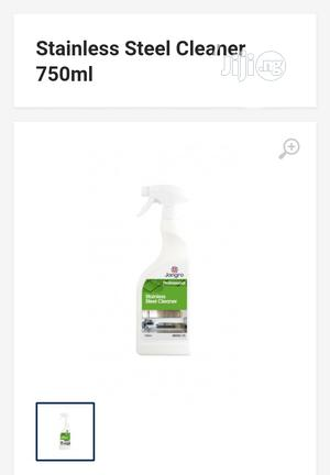 Stainless Steel Cleaner 750ml   Home Accessories for sale in Lagos State, Ifako-Ijaiye