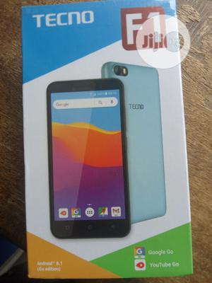 New Tecno F1 8 GB Blue | Mobile Phones for sale in Lagos State, Ikeja