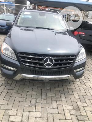 Mercedes-Benz M Class 2013 Gray | Cars for sale in Lagos State, Lekki