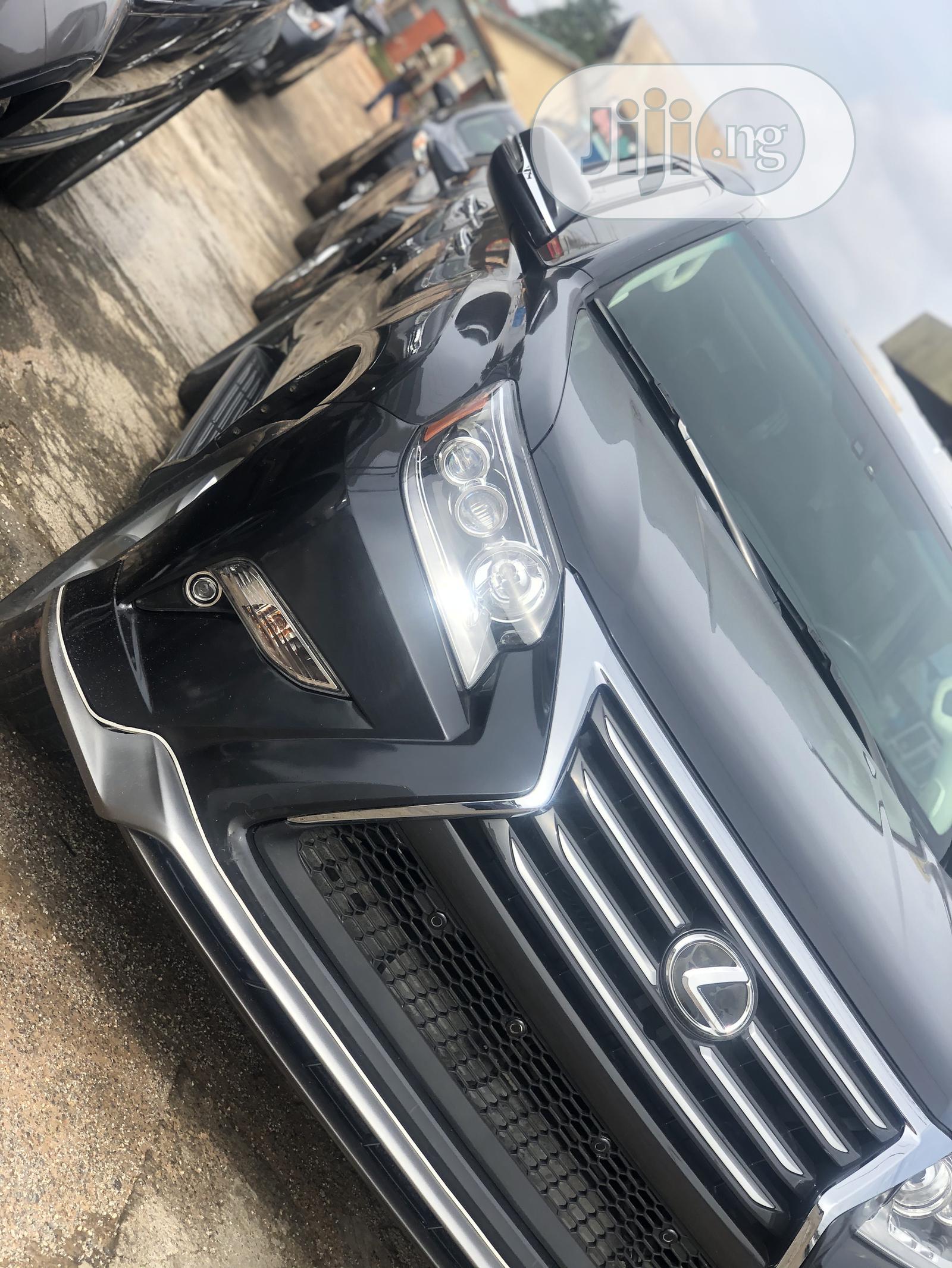Lexus GX 2011 460 Premium Gray | Cars for sale in Ibadan, Oyo State, Nigeria
