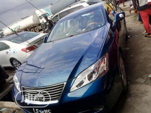 Lexus ES 2009 350 Blue | Cars for sale in Lagos State, Apapa