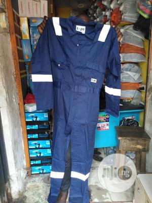 Safety Coverall With Reflective   Safetywear & Equipment for sale in Lagos State, Apapa