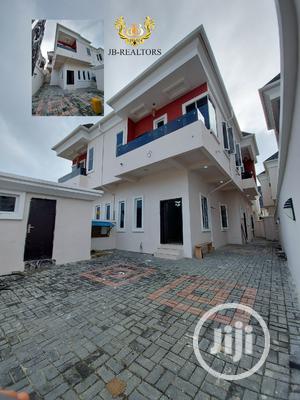 Newly Built 4bedroom Semi Detached Duplex Bq In Agungi Lekki | Houses & Apartments For Sale for sale in Lekki, Lekki Phase 1