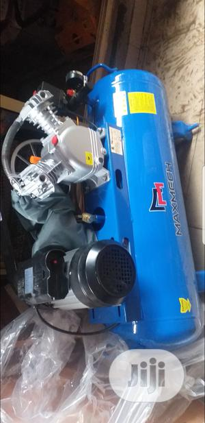 Piston Air Compressor 100liters, 3hp | Manufacturing Equipment for sale in Lagos State, Ajah