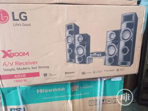 LG Home Theatre   Audio & Music Equipment for sale in Lagos State, Ojo