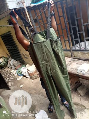 High Jump Suit Breathable For Fishing | Safetywear & Equipment for sale in Lagos State, Lagos Island (Eko)