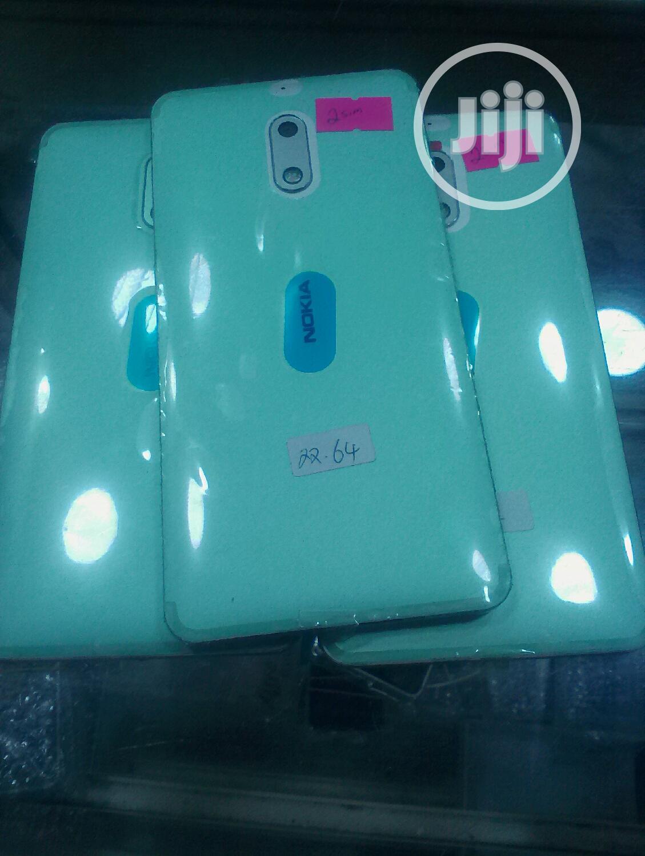 Nokia 6 64 GB White   Mobile Phones for sale in Ikeja, Lagos State, Nigeria