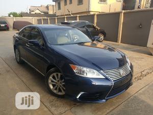 Lexus ES 2011 350 Blue | Cars for sale in Lagos State, Ikeja