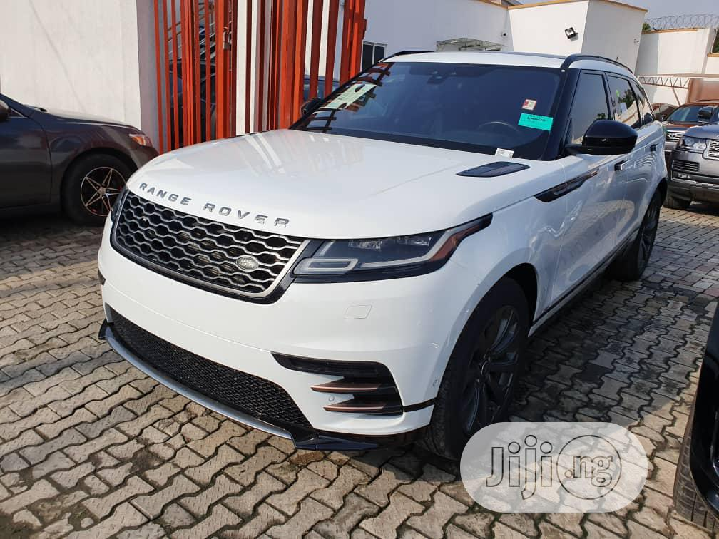 Land Rover Range Rover Velar 2018 P380 HSE R-Dynamic 4x4 White | Cars for sale in Magodo, Lagos State, Nigeria