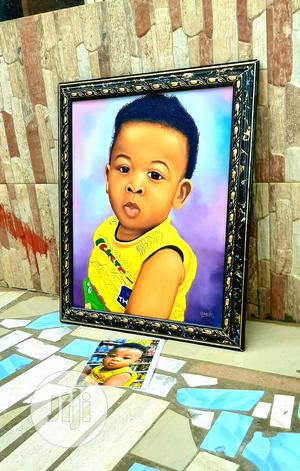 Painting, Portrait, Portrait Painting, Art   Arts & Crafts for sale in Lagos State, Alimosho
