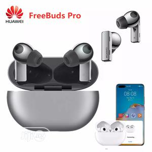 Huawei Free Buds Pro   Headphones for sale in Lagos State, Ikeja