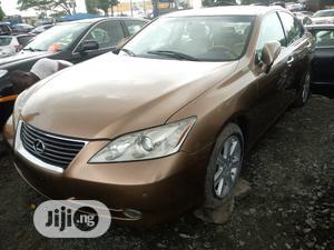 Lexus ES 2008 350 Brown | Cars for sale in Lagos State, Apapa