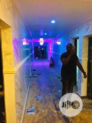 Stucco Paint With Perfect Touch | Building & Trades Services for sale in Lagos State, Victoria Island