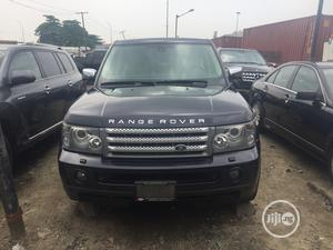 Land Rover Range Rover Sport 2008 4.2 V8 SC Blue   Cars for sale in Lagos State, Apapa