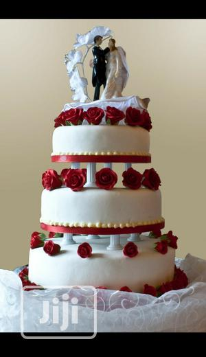 Wedding Cakes Services   Party, Catering & Event Services for sale in Lagos State, Lekki