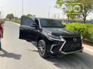 Lexus LX 2021 Black   Cars for sale in Abuja (FCT) State, Central Business District