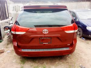 Toyota Sienna 2011 LE 8 Passenger Red | Cars for sale in Lagos State, Isolo