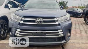 Toyota Highlander 2017 Blue   Cars for sale in Lagos State, Lekki