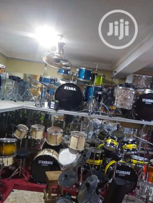 Tama,Mapex,Standard,Virgin,Premier,Yamaha,Drumsets | Musical Instruments & Gear for sale in Abuja (FCT) State, Central Business District
