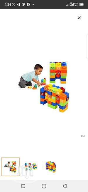 Kids Colourful Creative Learning Building Blocks | Toys for sale in Lagos State, Lagos Island (Eko)