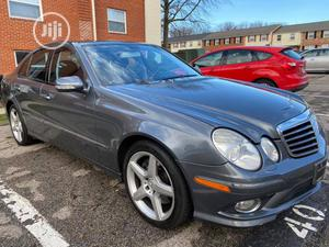 Mercedes-Benz E350 2009 Gray | Cars for sale in Lagos State, Ajah