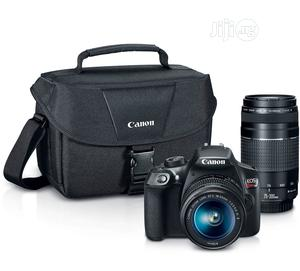New Canon 1300D - Rebel T6 With 18 - 55mm and 75 - 300mm | Photo & Video Cameras for sale in Lagos State, Ikeja