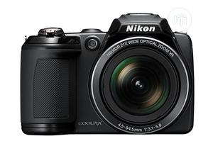 New Nikon Coolpix L310 Body Only Digital Camera | Photo & Video Cameras for sale in Lagos State, Ikeja