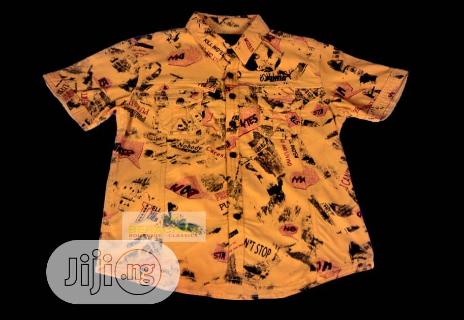 Boys Shirts | Children's Clothing for sale in Gwarinpa, Abuja (FCT) State, Nigeria