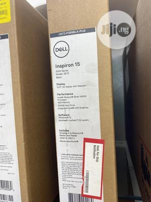 New Laptop Dell Inspiron 15 3000 4GB Intel Pentium HDD 500GB | Laptops & Computers for sale in Lagos State, Ikeja