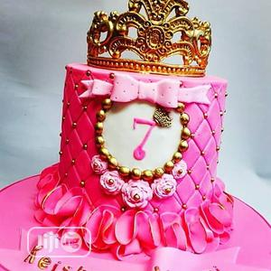 Wedding Cakes, Birthday Cakes, Wedding Anniversary Cakes. | Party, Catering & Event Services for sale in Oyo State, Ibadan