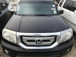 Honda Pilot 2010 Black | Cars for sale in Lagos State, Ajah