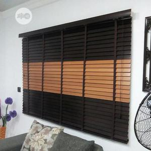 Wooden Quality Window Blind   Home Accessories for sale in Lagos State, Ojo