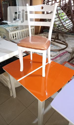 Super Quality Set of Adjustable Dinning Table With 4 Chairs | Furniture for sale in Lagos State, Surulere