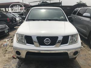 Nissan Frontier 2006 Crew Cab LE White | Cars for sale in Lagos State, Ajah