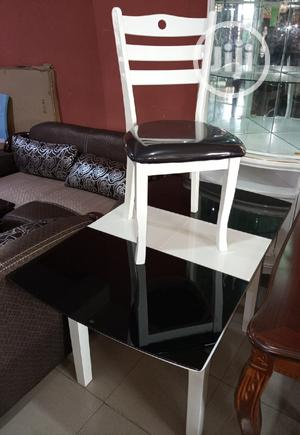 Super Quality Set of Adjustable Dinning Table With 4 Chairs | Furniture for sale in Lagos State, Ojo