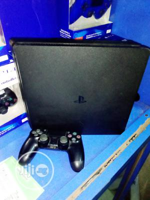 Uk Used Slim Ps4 With Games | Video Game Consoles for sale in Lagos State, Ikeja