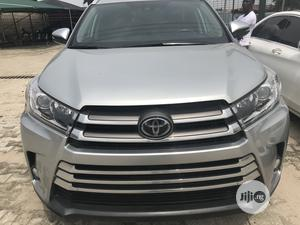 Toyota Highlander 2018 Gray | Cars for sale in Lagos State, Ajah