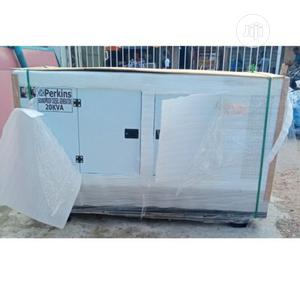 Perkins Soundproof Generator 20kva | Electrical Equipment for sale in Abuja (FCT) State, Garki 2