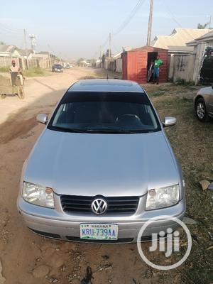 Volkswagen Jetta 2006 1.6 Automatic Silver   Cars for sale in Abuja (FCT) State, Lugbe District