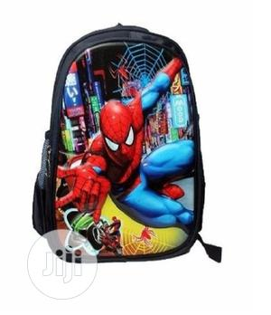 Spider Man Character School Bag For Kids | Babies & Kids Accessories for sale in Lagos State, Isolo