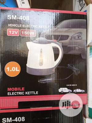 Car Or Solar Electric Kettle | Solar Energy for sale in Lagos State, Ojo